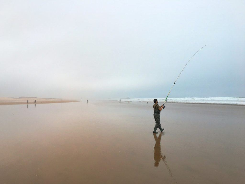 Agadír Maroko pláž