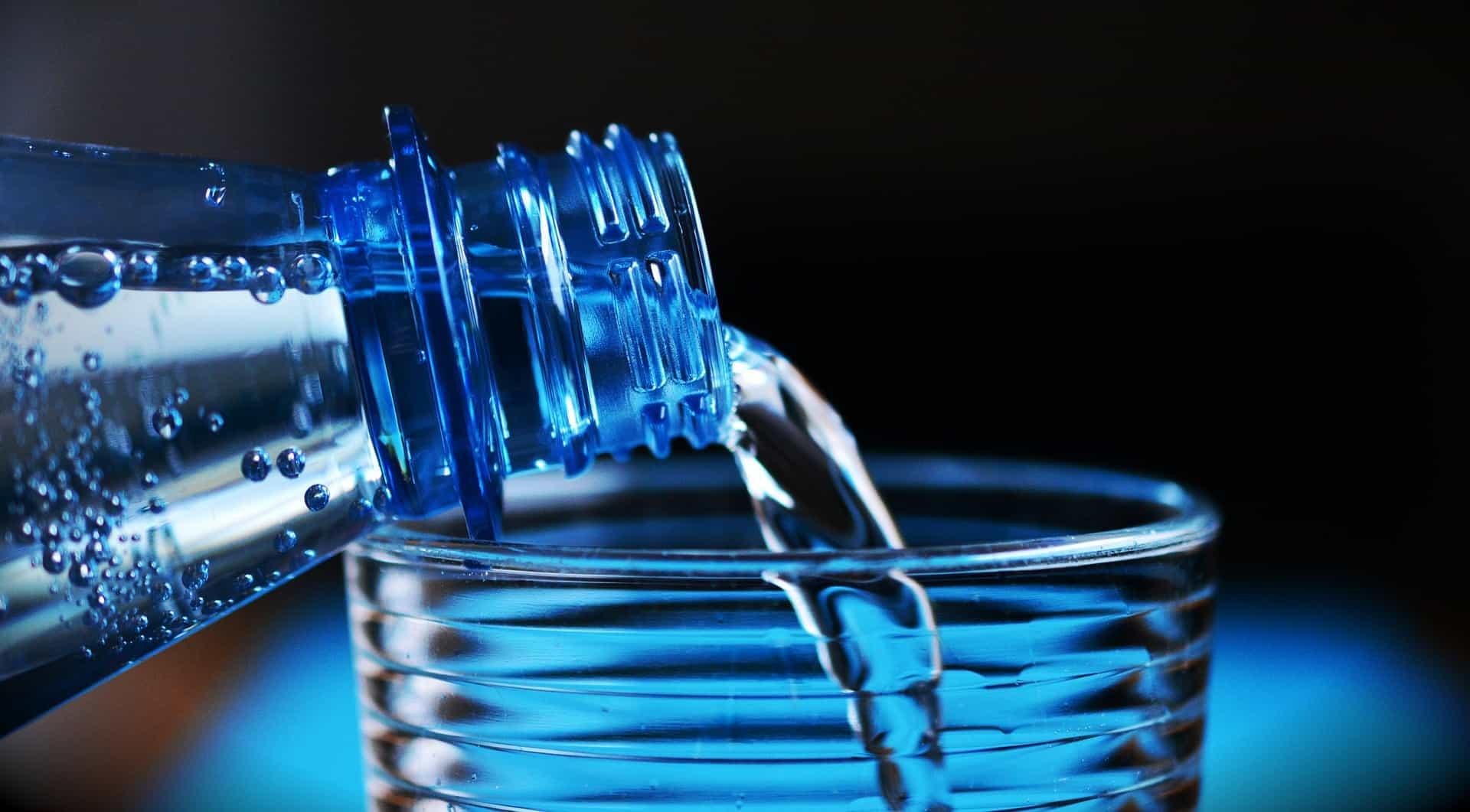 vodu v Maroku hlavně balenou