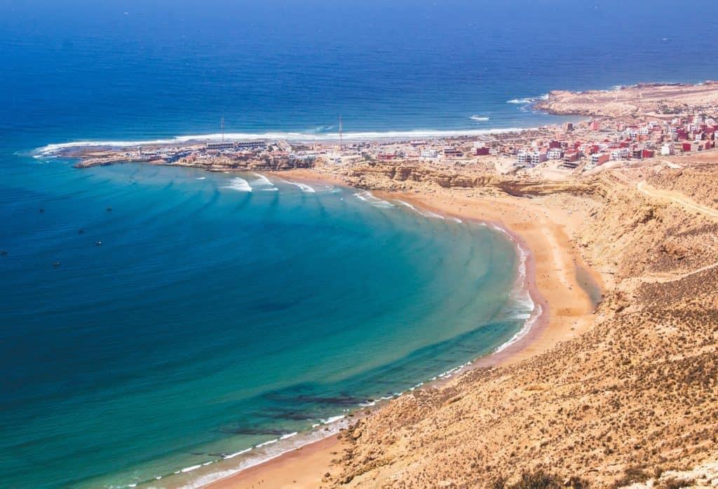 Agadír pláž