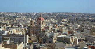 Pohled na Rabat