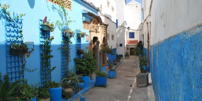 Rabat a ulička