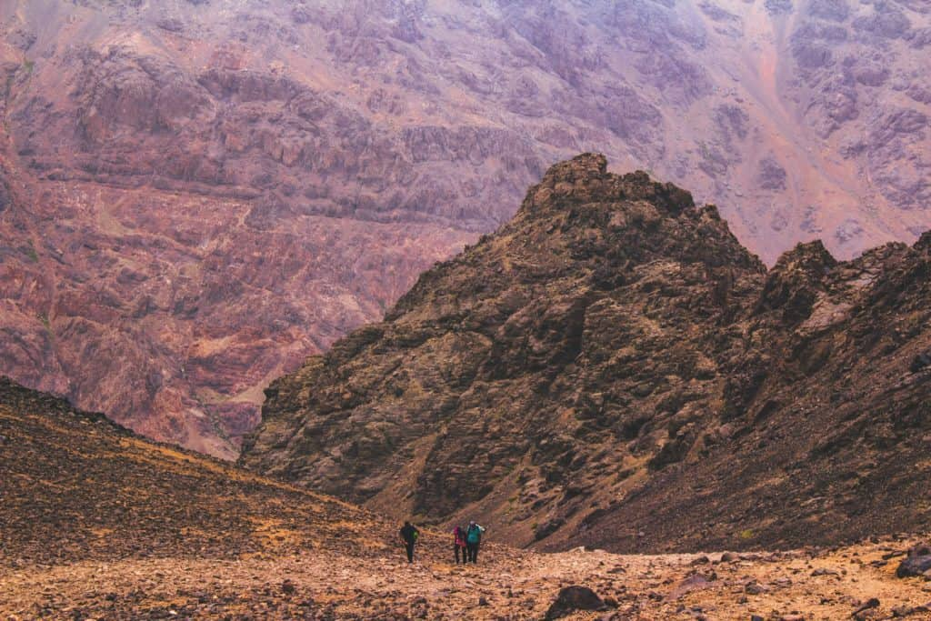 Cesta na Jebel Toubkal