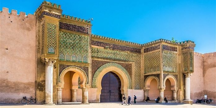 Brána Meknes